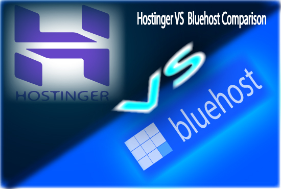Bluehost-Hostinger Comparison
